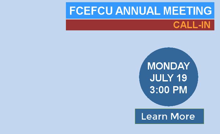 FCEFCU Annual Meeting